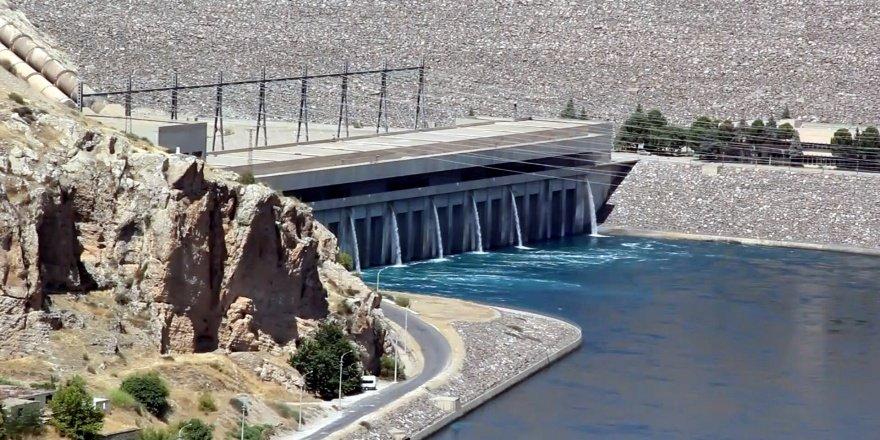 Atatürk Barajı'nda doluluk rekor seviyede