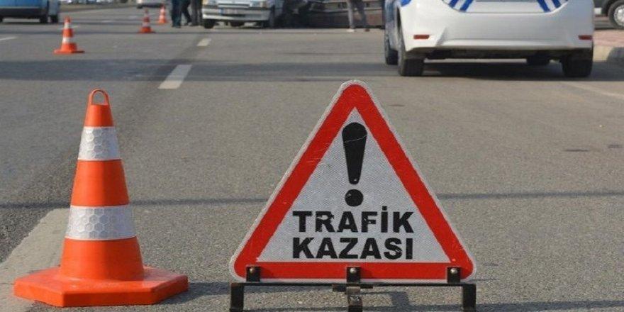Bayram tatilinin 4 günlük kaza bilançosu:34 ölü, 337 yaralı