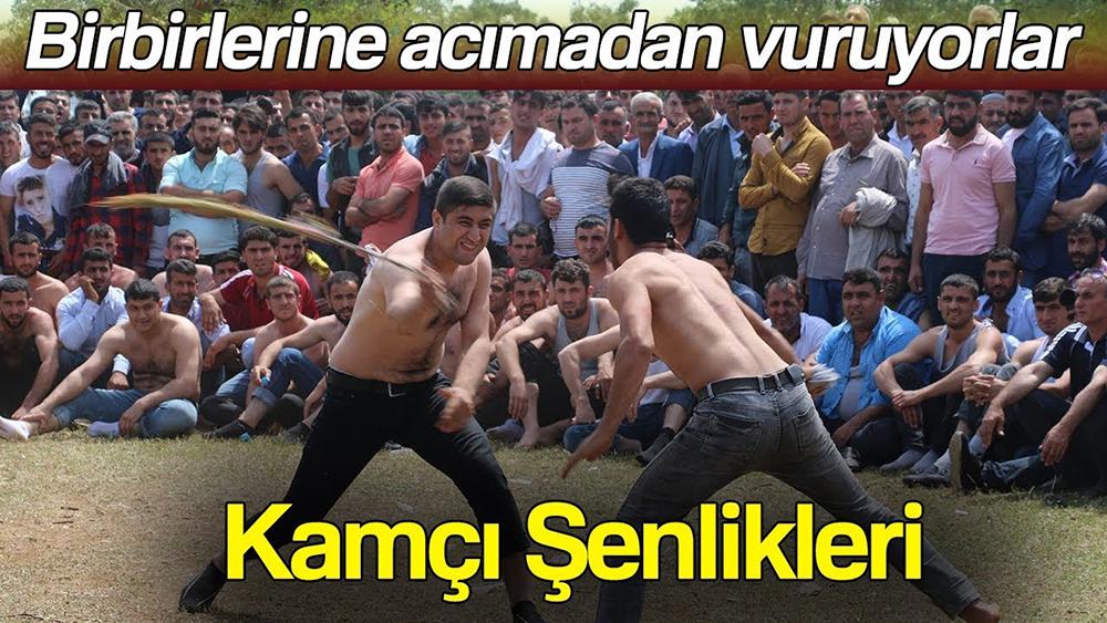 Diyarbakır'da 'Kamçı' Arenası!