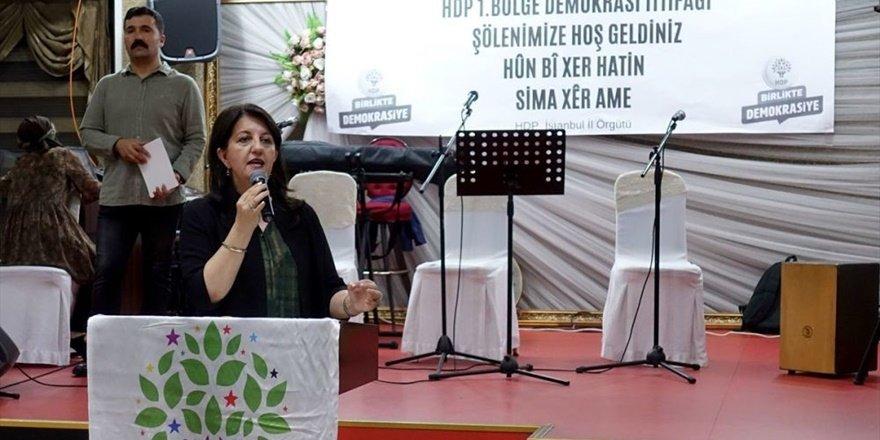 Buldan: Kürt halkı oyunu demokrasi güçlerinden yana kullanacaktır