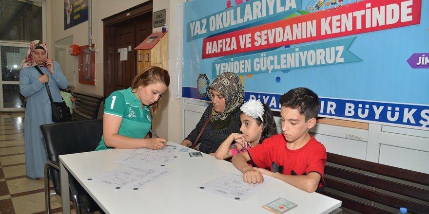 Diyarbakır'da Yaz Spor Okulları'na farklı branşlar ekleniyor
