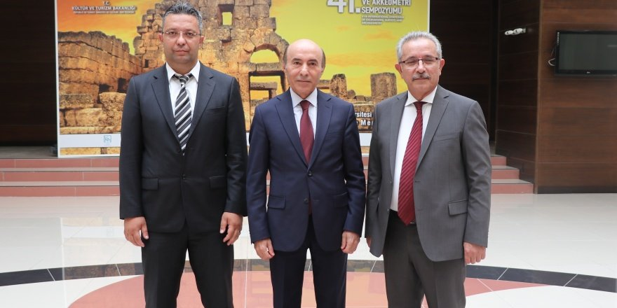 """Diyarbakır'da """"41. Uluslararası Kazı, Araştırma ve Arkeometri Sempozyumu"""""""