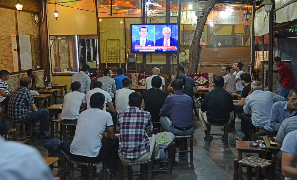 Diyarbakır'da tarihi buluşmaya büyük ilgi