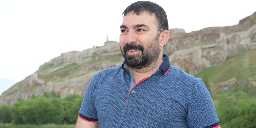 Ahmet Kaya rolü Vanlı sanatçıya verildi