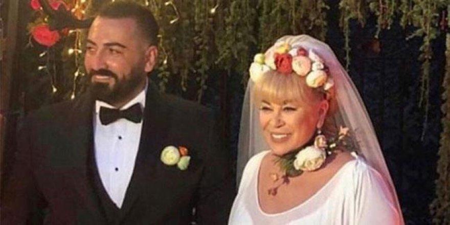 İki gün önce evlenen Zerrin Özer'in eşi hakkında bomba iddialar