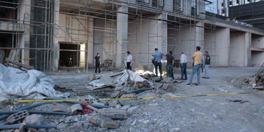Diyarbakırlı genç kız inşaatın 16'ıncı katından ölüme atladı
