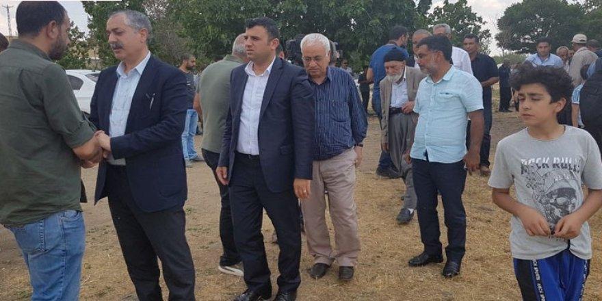HDP heyeti, 6 kişinin öldüğü Siverek'te