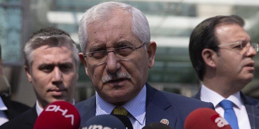 YSK Başkanı Güven'den seçim açıklaması