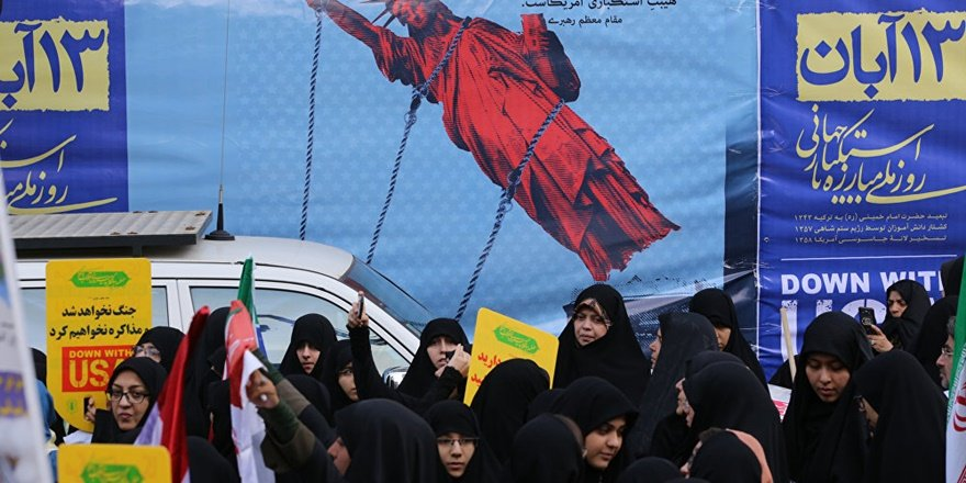 İran'dan ABD'yesert tepki: Diplomasi yolu kalıcı olarak kapandı