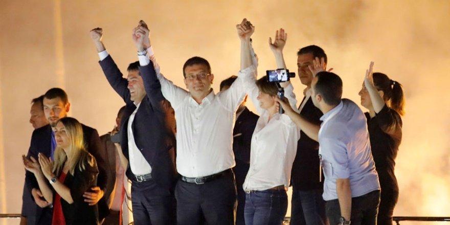 İmamoğlu mazbatasını 27 Haziran'da alacağını açıkladı