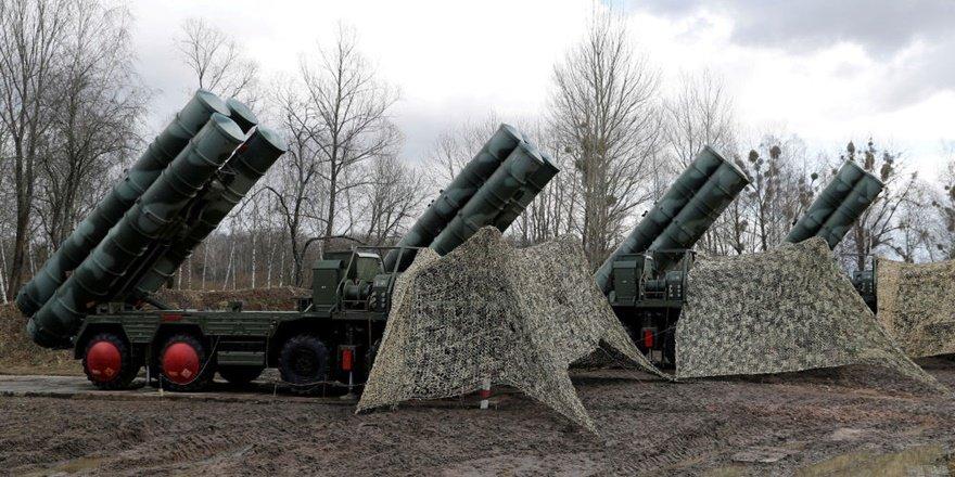 Rusya: Türkiye'ye S-400 teslimatına yüzde 99 hazırız