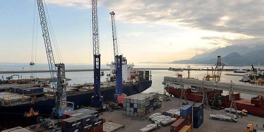 Dış ticaret açığı 1 milyar 838 milyon dolara geriledi