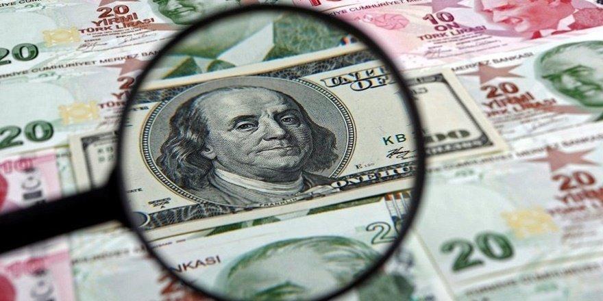 Türkiye'nin dış borcu 453 milyar dolara yükseldi