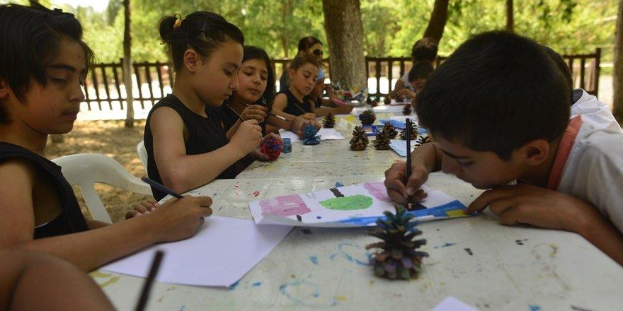 Diyarbakır'da çocuk yaz kampı başlıyor