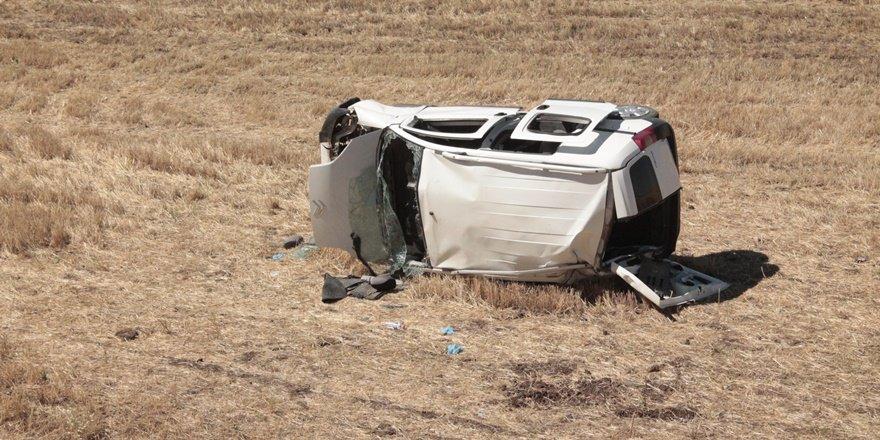Diyarbakır- Elazığ karayolunda kaza