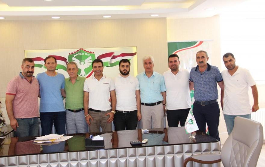 Diyarbakırspor'da kamp programı