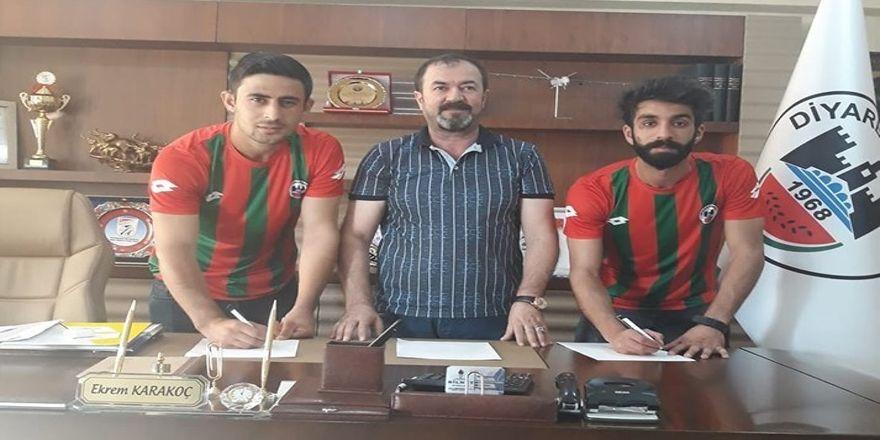 Diyarbakırspor transferde gaza bastı