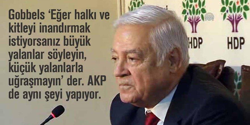 HDP'li Dengir Mir Fırat yaşamını yitirdi