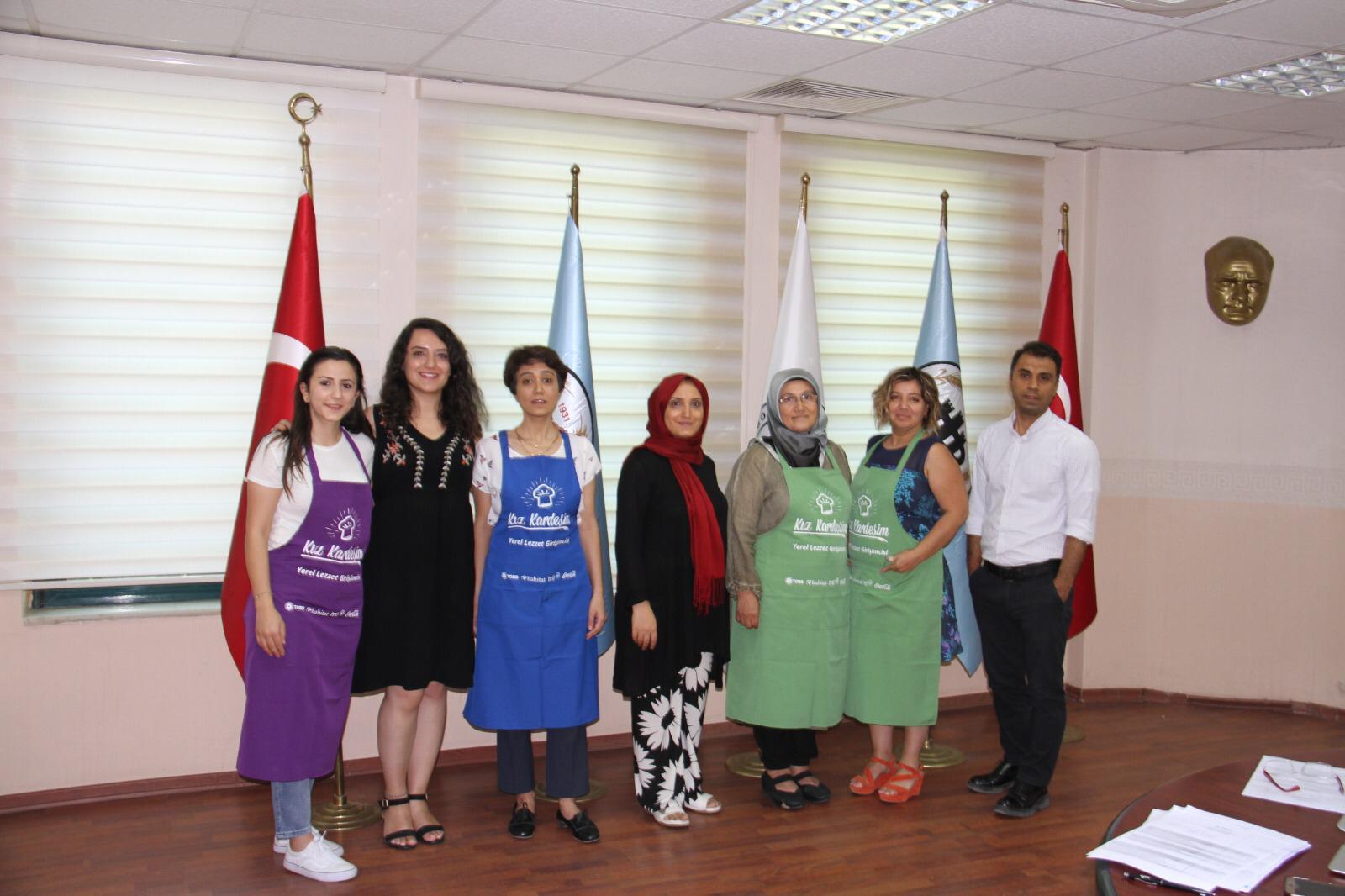 Diyarbakır lezzet yarışmasında
