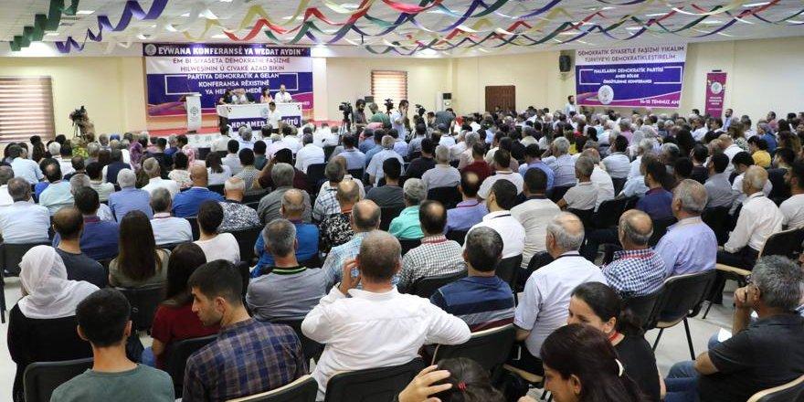 HDP'den bölge konferansı