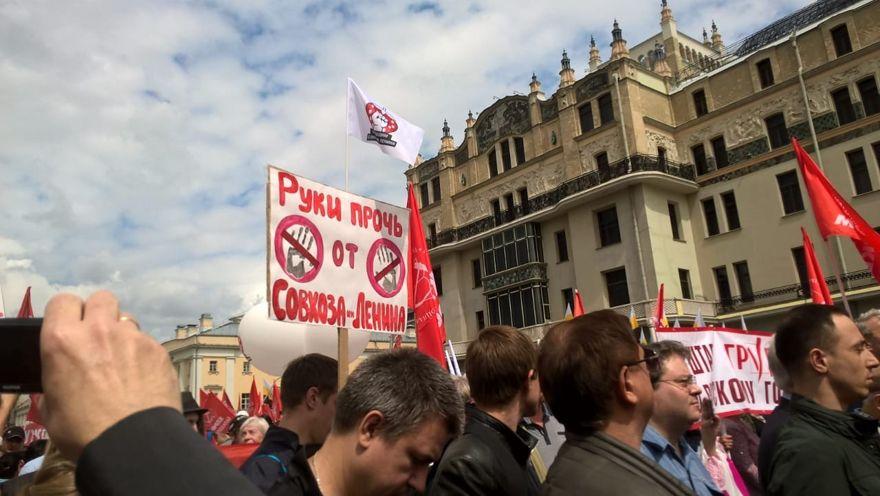 Rusya'da seçim protestosu: 25 gözaltı