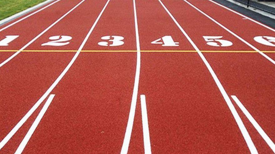 Diyarbakırlı atlet Ayşe Tekdal, İsveç'ten altın madalya ile döndü