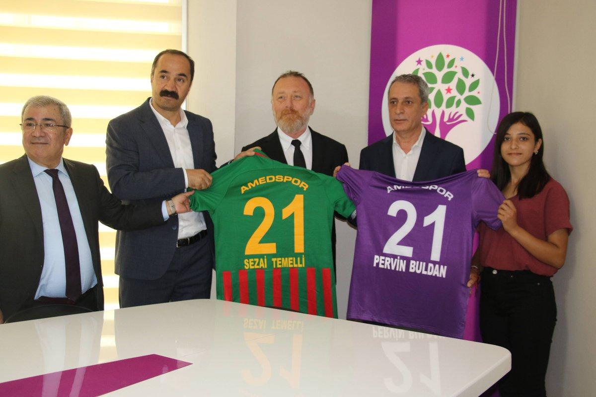 Amedspor Başkanı: Hiçbir maçımızda İstiklal marşı ıslıklanmamıştır