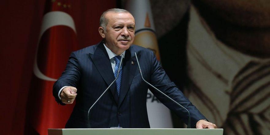 """Erdoğan: """"F-35'i vermiyor musunuz, biz de tedbirimizi alırız"""""""