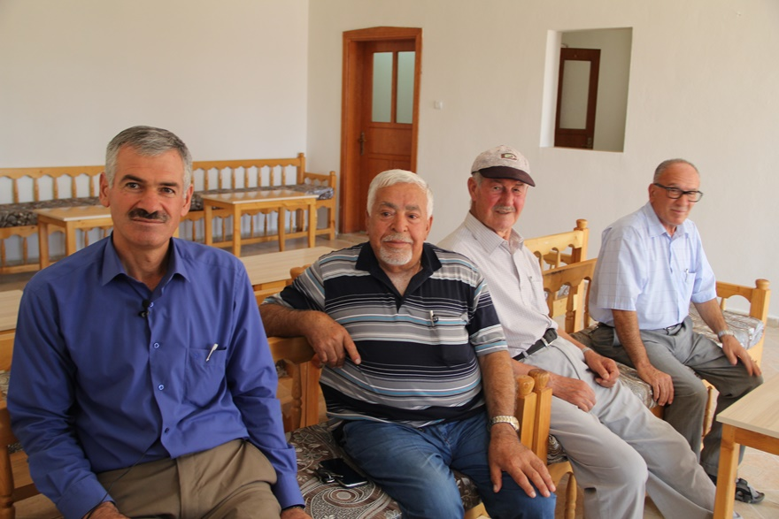"""Birlikte Yaşam""""ın sembolü Yemişli köyü"""