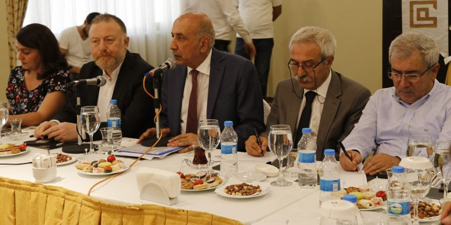 Kaya: Türkiye'nin demokratikleşmesinde HDP'nin rolü büyük
