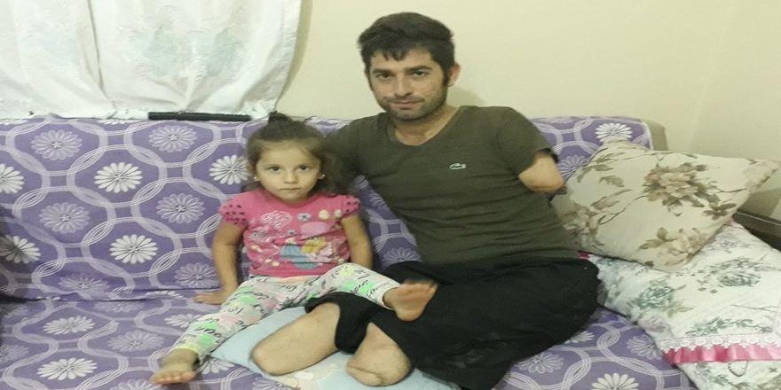 Haluk Levent engelli bir baba için umut oldu
