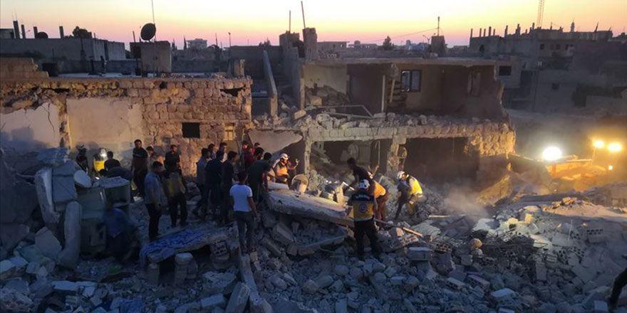 İdlib ve Halep'teki hava saldırılarında 3 ayda 781 sivil öldü