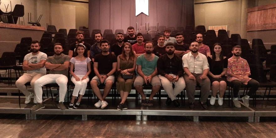 Diyarbakır'ın ilk web dizisi çekiliyor