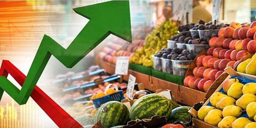 Yıllık enflasyon yüzde 14.03'e yükseldi