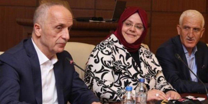 Türk-İş Başkanı Atalay: İşçiyi satmadık