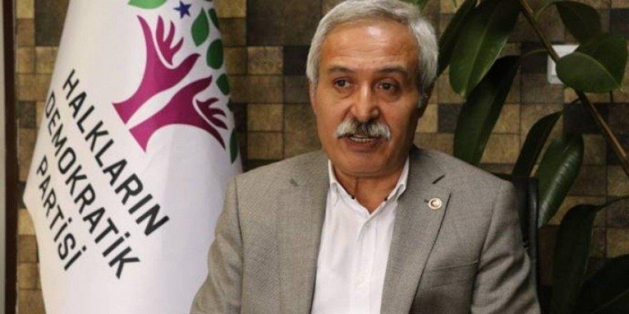 Eş Başkan Mızraklı'dan 'görevden alma' açıklaması