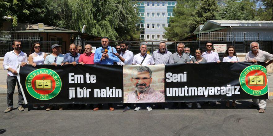 Diyarbakır Barosu da töreni reddetti