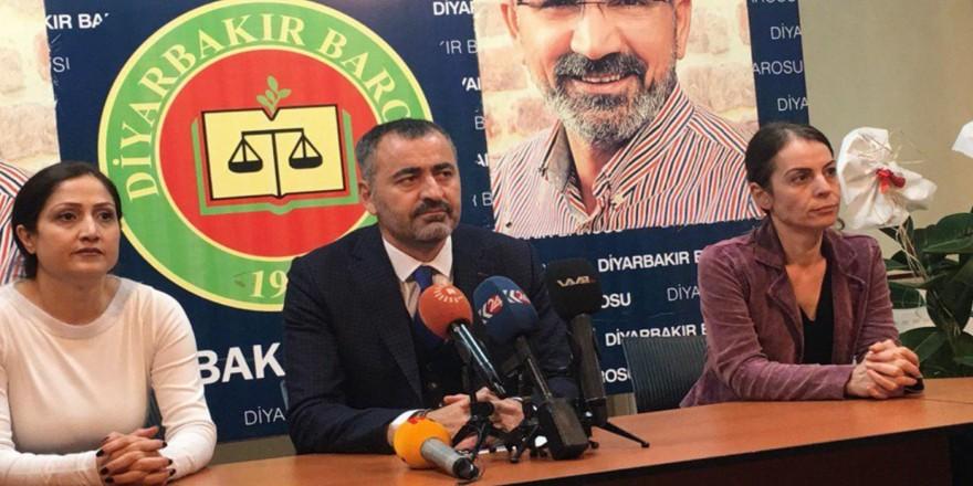 Diyarbakır Barosu'ndan gözaltındakilere hukuki yardım