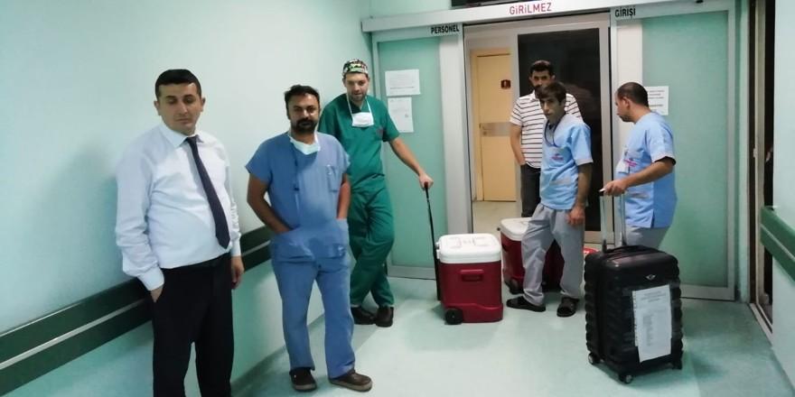 Organları bağışlanan çocuk, yaşından fazla kişiye umut oldu