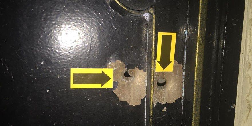 Şanlıurfa'dabir eve silahlı saldırı