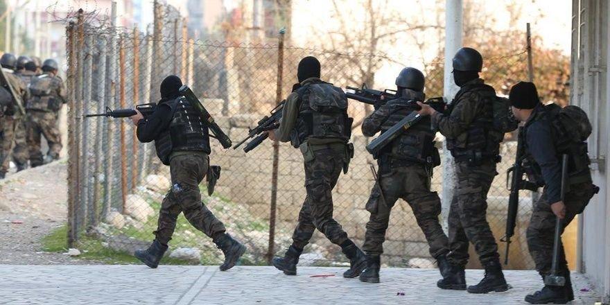Şırnak'ta operasyon