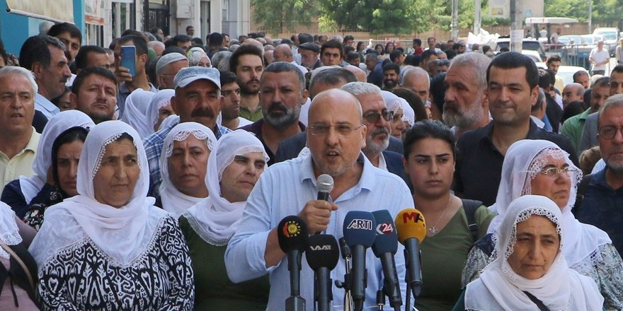 """CHP Meclis grubunu Diyarbakır'da toplayın"""