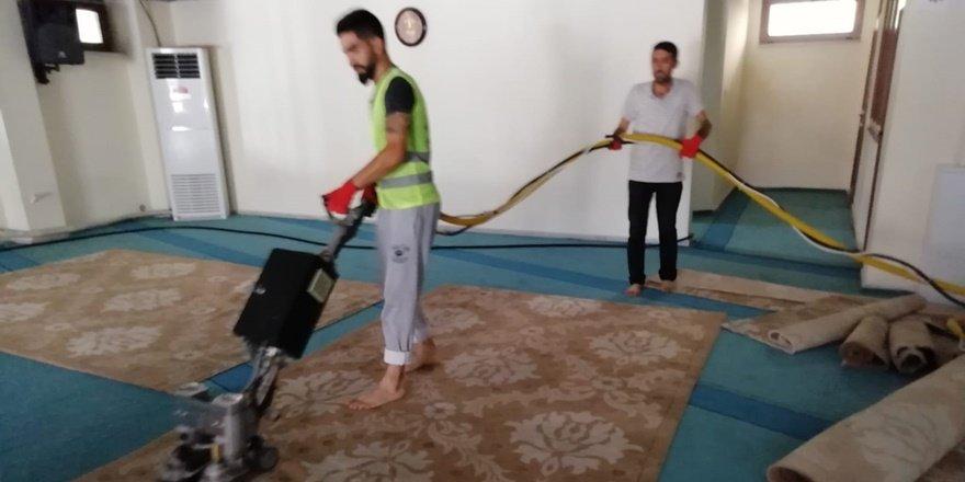 Temizliği yapılan kur'an kursu'nun yöneticisinden Beyoğlu'na teşekkür