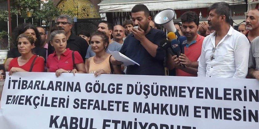 Amed KESK Şubeler Platformu'nun TİS açıklaması