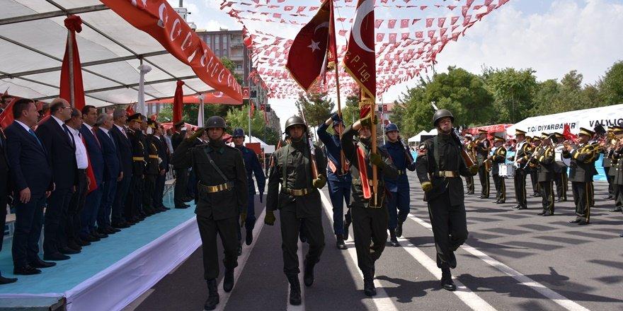 30 Ağustos Zafer Bayramı kutlamaları