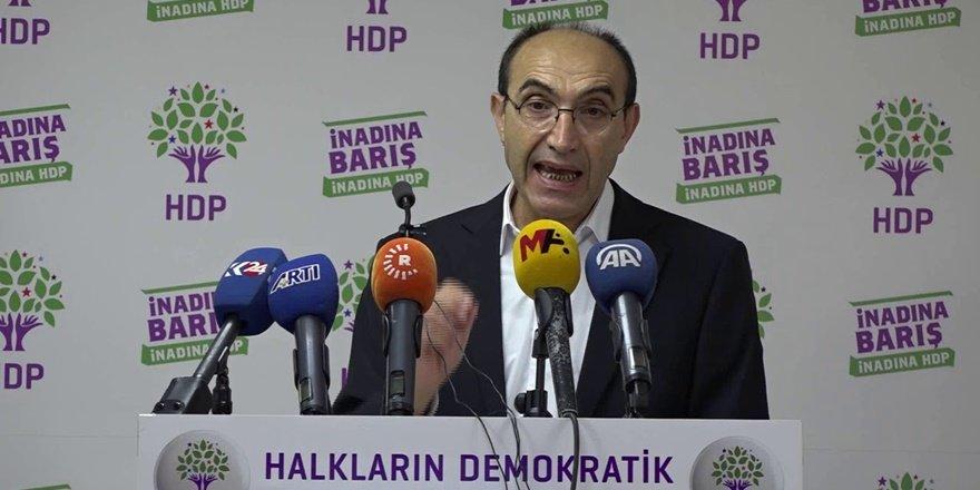 HDP Sözcüsü Kubilay'dan Cumhurbaşkanı Erdoğan'a hediye sorusu