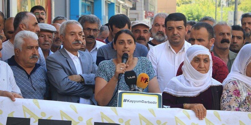 HDP'li Uca: Kayyumları yine göndereceğiz
