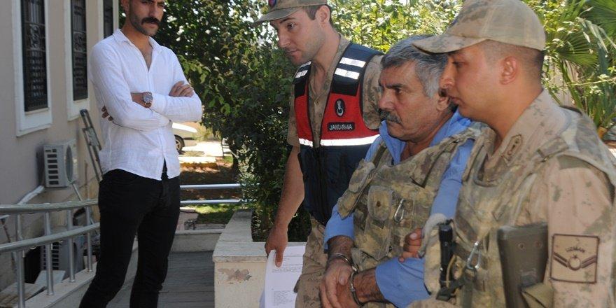 Mardin'de cinayet zanlısına tutuklama