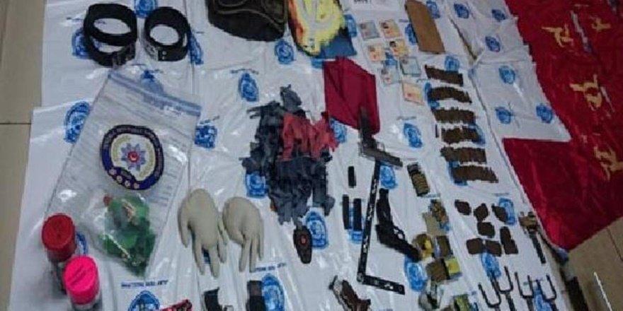 Tunceli'de 3 TKP/ML-TİKKO üyesi tutuklandı