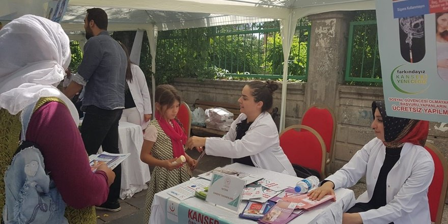 Siirt'te Halk Sağlığı Haftası etkinlikleri